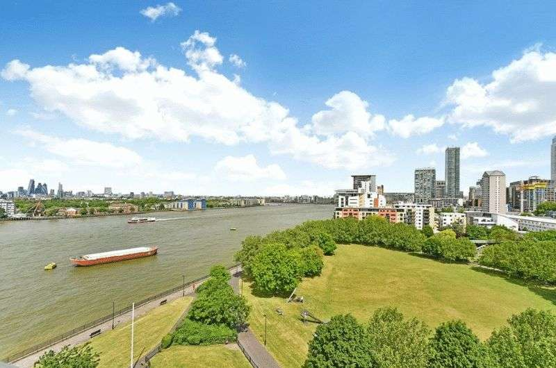 3 Bedrooms Flat for sale in 3 Bed Penthouse, New Atlas Wharf