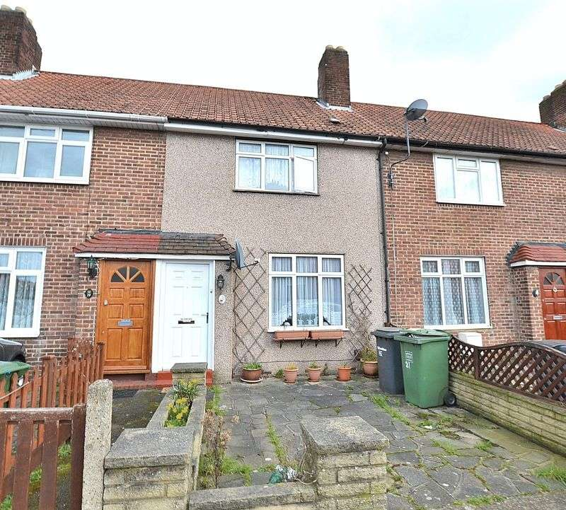 2 Bedrooms Terraced House for sale in Glenbow Road, Bromley