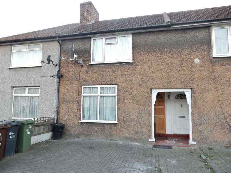 2 Bedrooms Terraced House for sale in Rogers Road, Dagenham, Essex, RM10 8LD