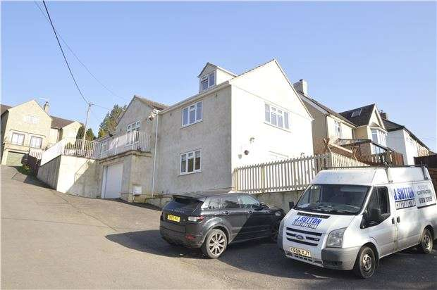 5 Bedrooms Detached House for sale in London Road, Stroud, Gloucestershire, GL5 2BA