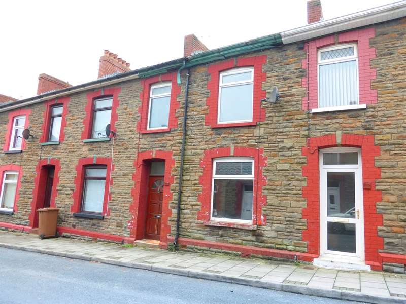 2 Bedrooms Terraced House for sale in Thomas Street, Trethomas, Caerphilly