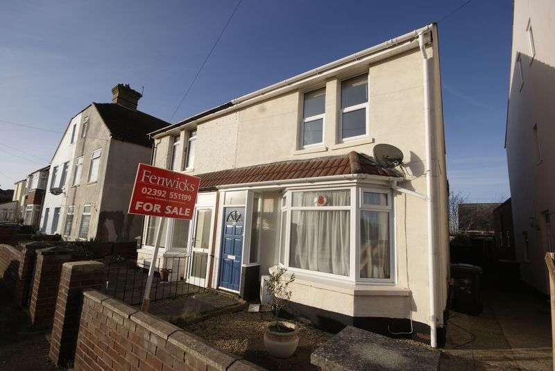 3 Bedrooms Semi Detached House for sale in Gosport Road, Lee-On-The-Solent, PO13