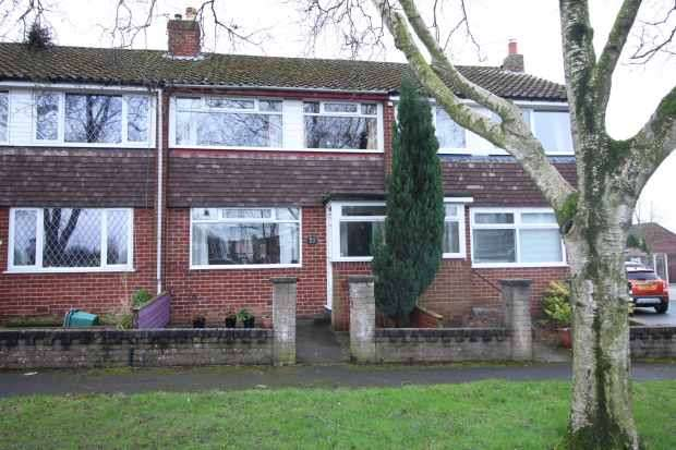 3 Bedrooms Terraced House for sale in Riversedge Road, Leyland, Lancashire, PR25 1TQ