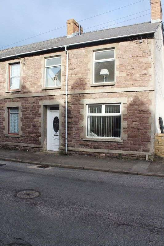 3 Bedrooms Terraced House for sale in Abergavenny, Monmouthshire