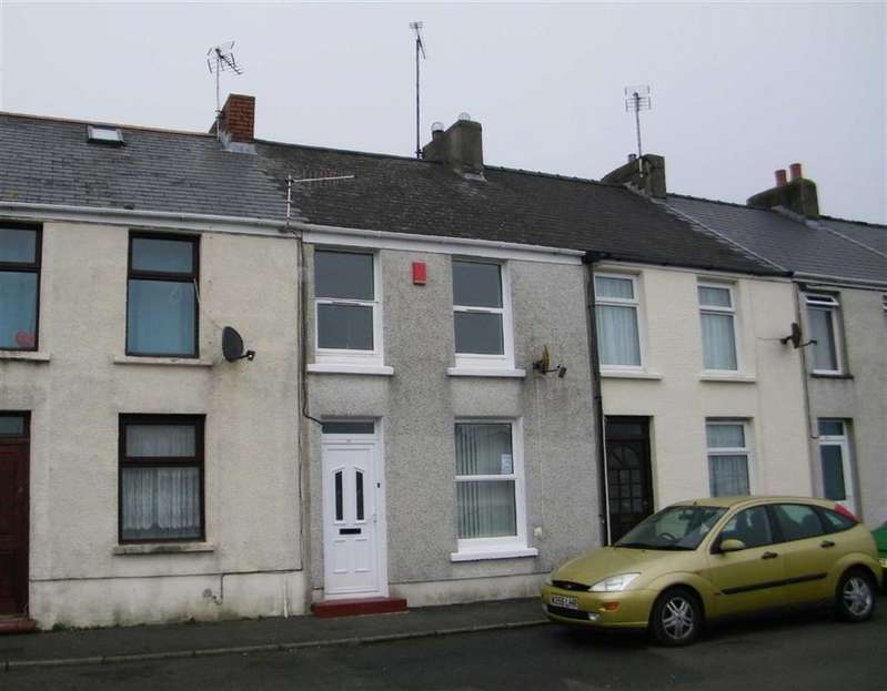 2 Bedrooms Terraced House for sale in Robert Street, Milford Haven