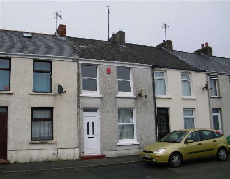2 Bedrooms Property for sale in Robert Street, Milford Haven