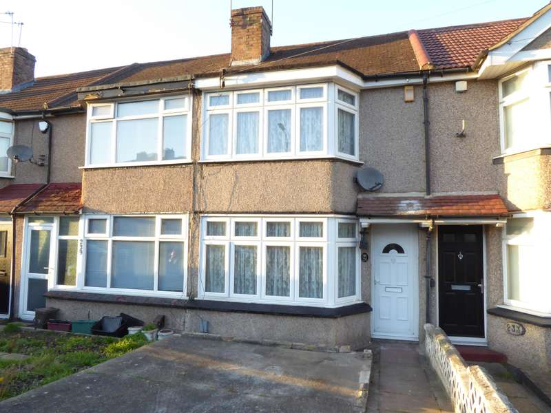 2 Bedrooms Terraced House for sale in Parkside Avenue, Barnehurst, Kent, DA7 6NS