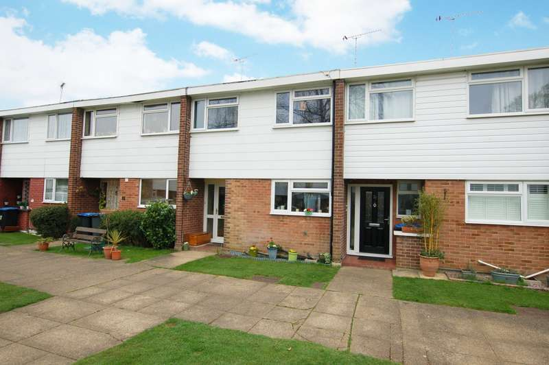 3 Bedrooms Terraced House for sale in New Haw
