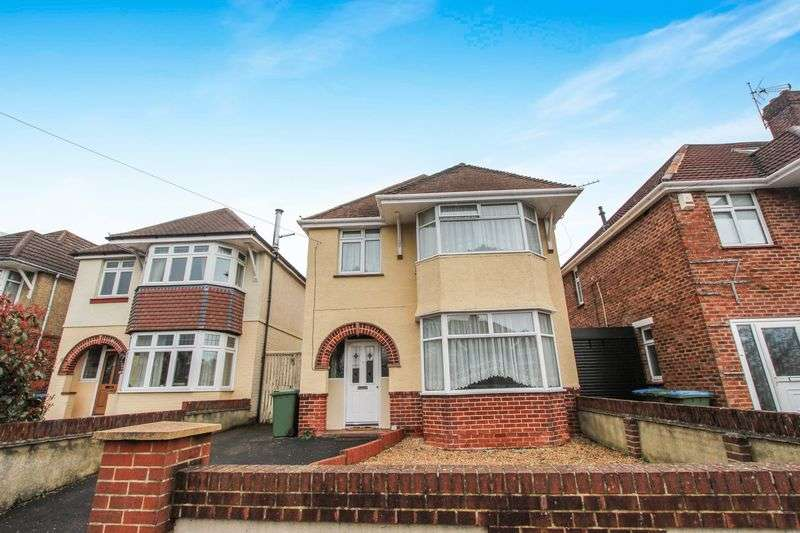 3 Bedrooms Detached House for sale in Upper Shirley