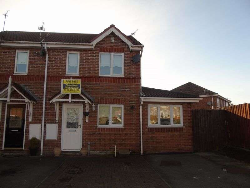 2 Bedrooms Terraced House for sale in Stanwood Gardens, Prescot
