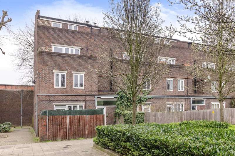 3 Bedrooms Maisonette Flat for sale in Coopers Lane, St Pancras, NW1
