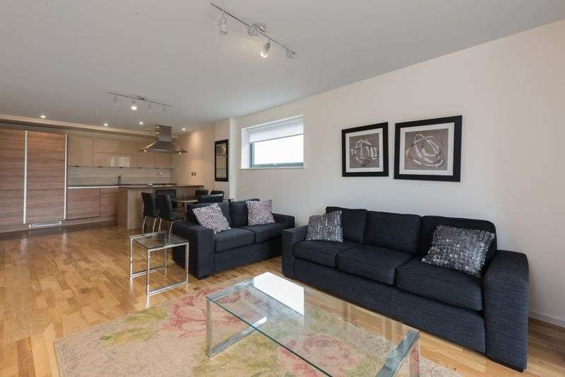 2 Bedrooms Flat for sale in Chi Building, Crowder Street, London