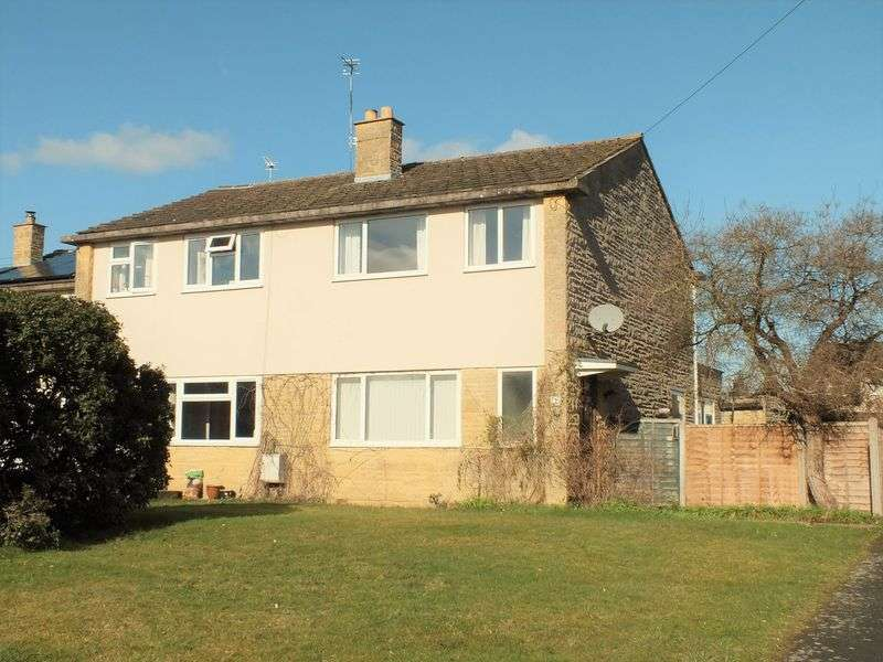 3 Bedrooms Semi Detached House for sale in St. Giles, Bletchingdon