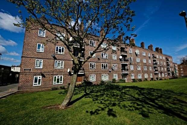 Studio Flat for sale in Dearmer House, Tulse Hill, London, SW2