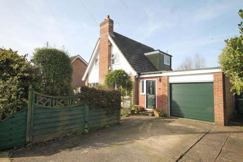 2 Bedrooms House for sale in Richards Close, Locks Heath SO31
