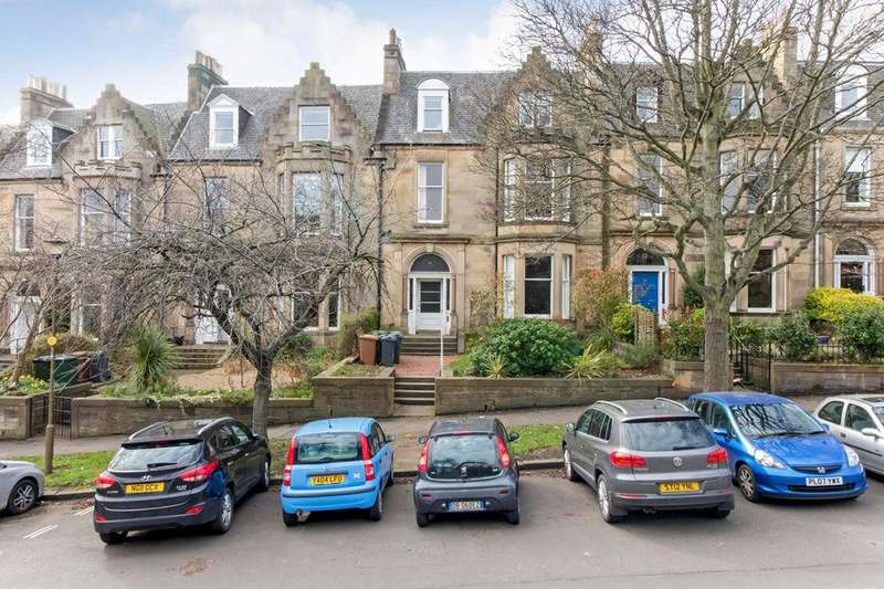 2 Bedrooms Flat for sale in 10/2 Murrayfield Avenue, Murrayfield, EH12 6AX