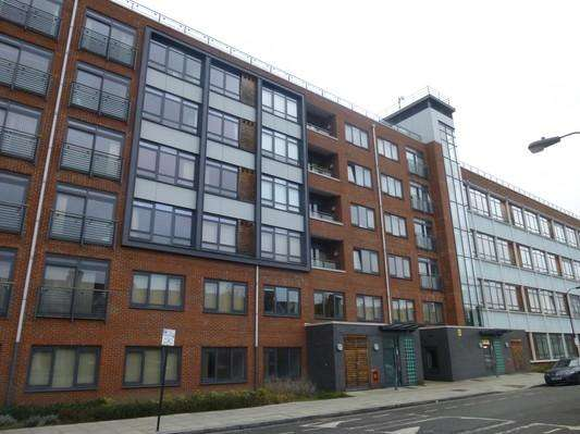 2 Bedrooms Flat for sale in Vandervell Court, Larden Road, Acton