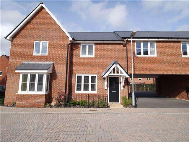 2 Bedrooms Semi Detached House for sale in Prices Avenue, Wellington TA21