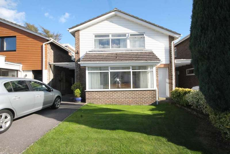 4 Bedrooms Detached House for sale in Queens Road, Warsash SO31