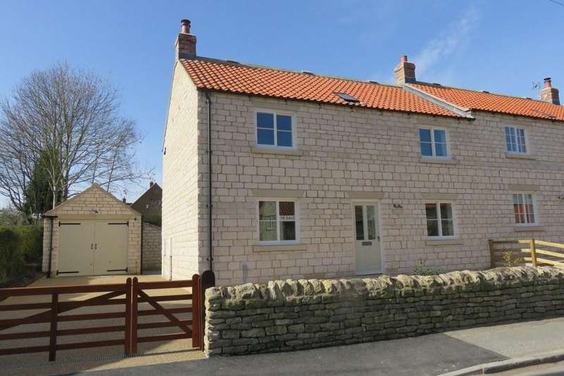 3 Bedrooms Village House for sale in Holly Cottage, Maltongate, Thornton le Dale YO18 7SD