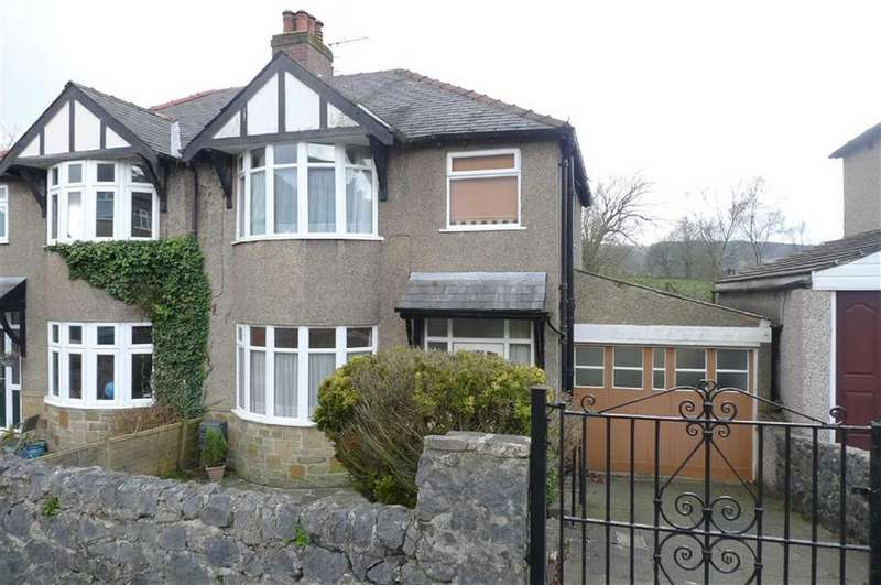 3 Bedrooms Semi Detached House for sale in Macclesfield Old Road, Buxton, Derbyshire