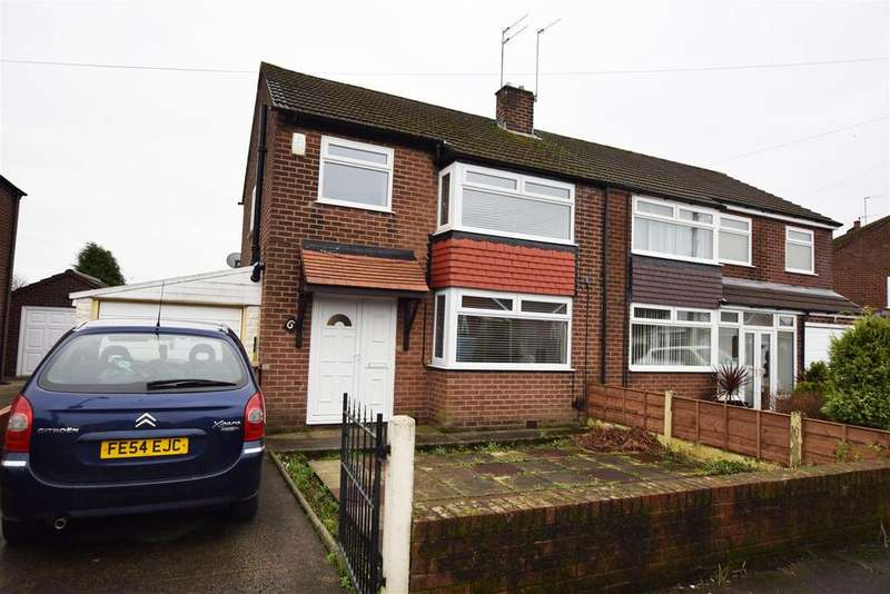 3 Bedrooms Semi Detached House for sale in Smithies Avenue, Middleton,