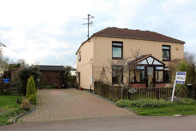 3 Bedrooms Cottage House for sale in Green Lane, Sutterton, Boston