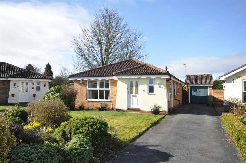 3 Bedrooms Detached Bungalow for sale in Nursery Court, Nether Poppleton, York