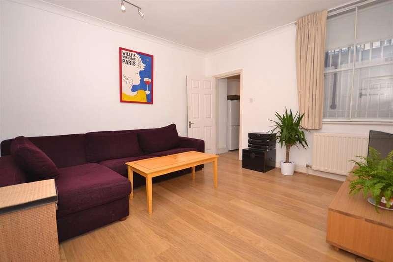 1 Bedroom Flat for sale in Belgrave Road, London