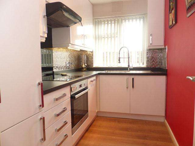 2 Bedrooms Ground Flat for sale in Hillmorton,Clarence Road,Four Oaks