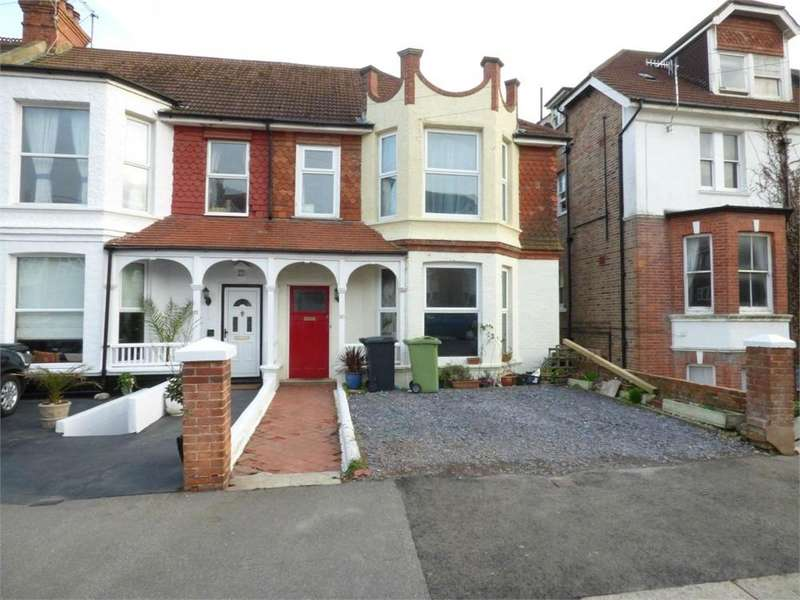 6 Bedrooms End Of Terrace House for sale in Jameson Road, Bexhill-On-Sea