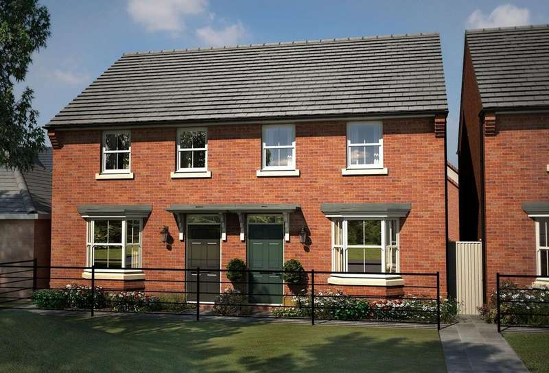 3 Bedrooms End Of Terrace House for sale in Swanbourne Park, Roundstone Lane, Angmering, BN16