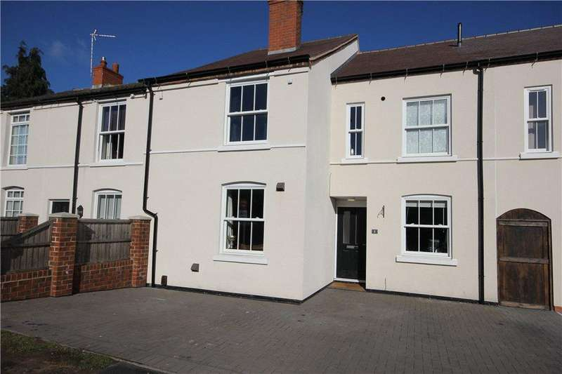 4 Bedrooms Terraced House for sale in Greyhound Lane, Norton, Stourbridge, West Midlands, DY8