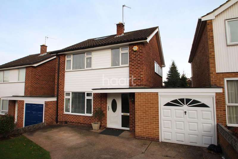 5 Bedrooms Detached House for sale in Richborough Place, Wollaton