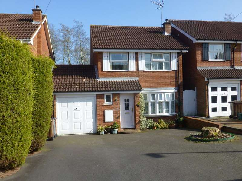 3 Bedrooms Semi Detached House for sale in Harnall Close, Shirley