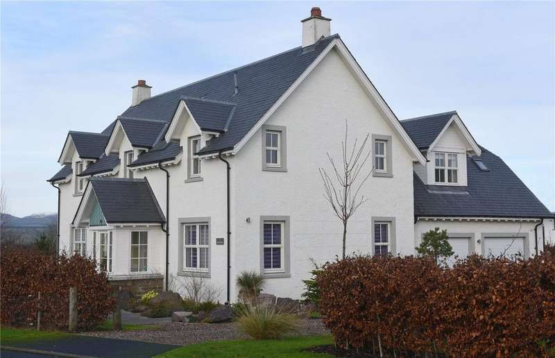 5 Bedrooms Detached House for sale in Tower Wynd, Clathymore, Tibbermore, Perthshire