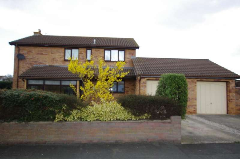 4 Bedrooms Detached House for sale in Ffordd Y Berllan, Towyn