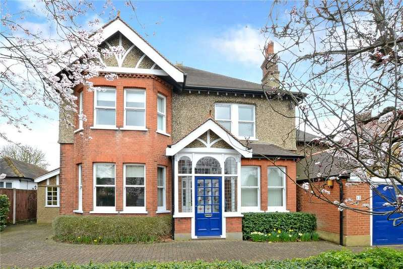 5 Bedrooms Detached House for sale in Cornwall Road, South Sutton, Surrey, SM2