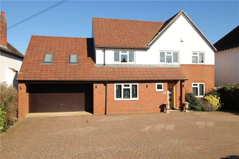 3 Bedrooms Detached House for sale in Loxley Road, Stratford-upon-Avon, CV37