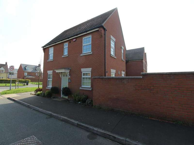 3 Bedrooms End Of Terrace House for sale in Gershwin Boulevard, Witham, Essex, CM8