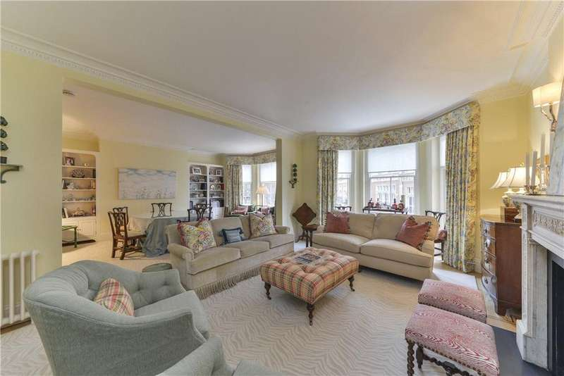 5 Bedrooms Flat for sale in Kensington Court, Kensington, London, W8