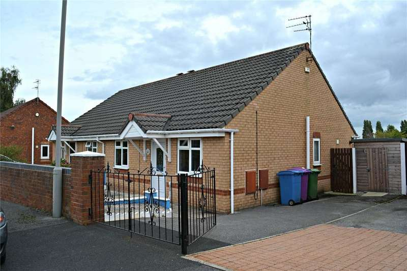 2 Bedrooms Semi Detached Bungalow for sale in Gateside Close, Liverpool, Merseyside, L27