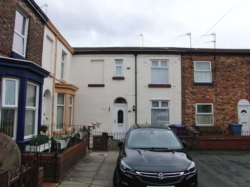 3 Bedrooms Terraced House for sale in St Marys Place, Liverpool