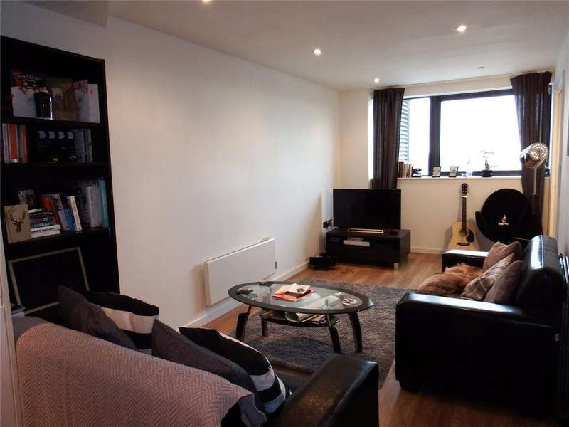 1 Bedroom Flat for sale in Bridgewater Place, Water Lane, Leeds, West Yorkshire, LS11