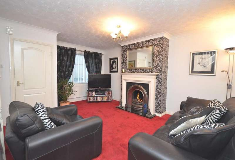 3 Bedrooms Semi Detached House for sale in Westerhope
