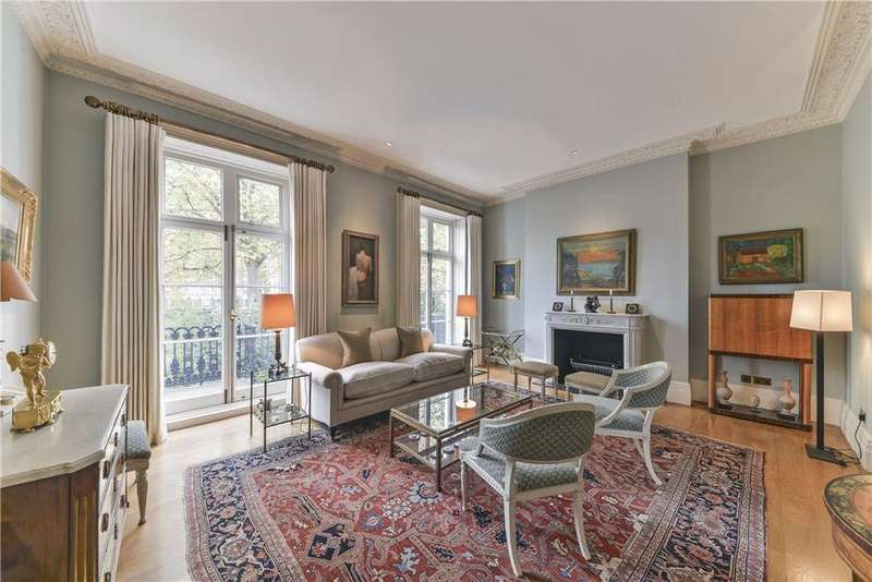 6 Bedrooms Terraced House for sale in Pelham Crescent, Knightsbridge, London, SW7