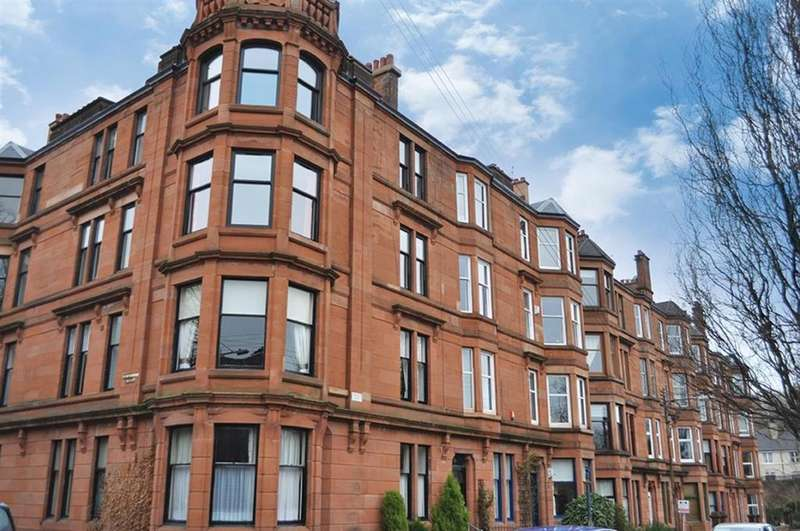3 Bedrooms Flat for sale in 2/1, 1 Kingsley Avenue, Queens Park, G42 8BU