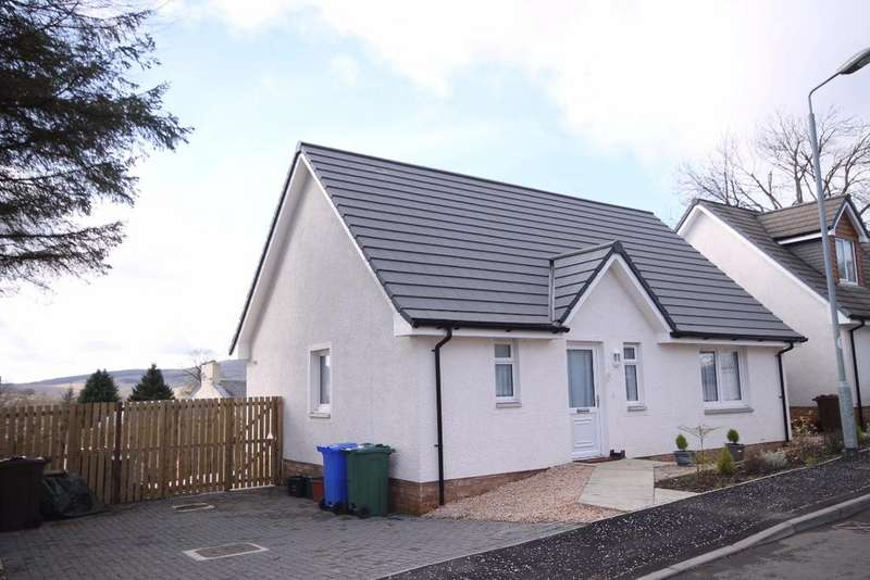 3 Bedrooms Detached House for sale in Melling Terrace, Dalmellington, Ayrshire, KA6 7QS