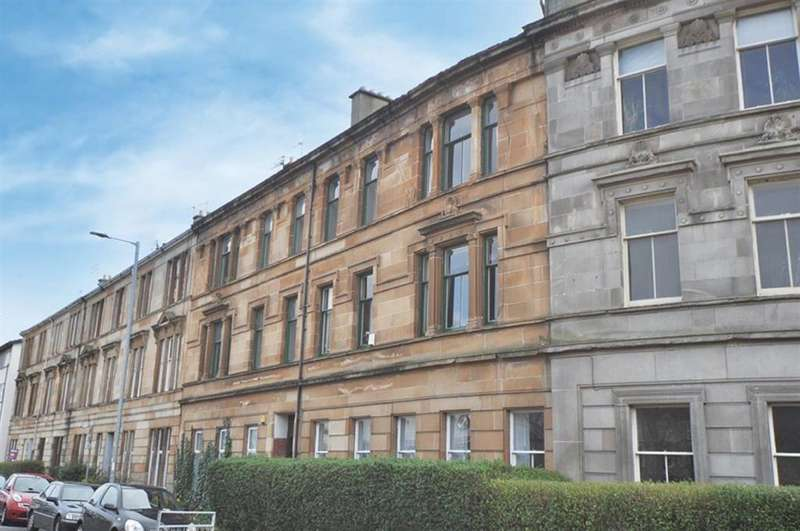 2 Bedrooms Flat for sale in 2/1, 81 Nithsdale Drive, Strathbungo, G41 2PT