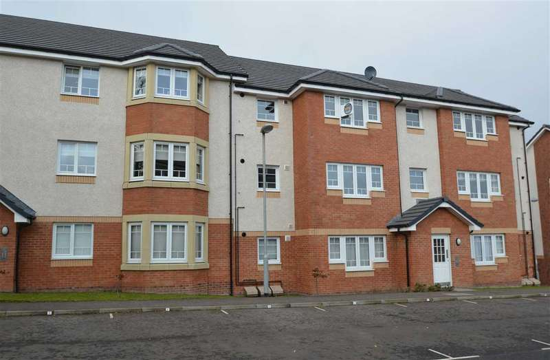 2 Bedrooms Apartment Flat for sale in Cooper Crescent, Hamilton